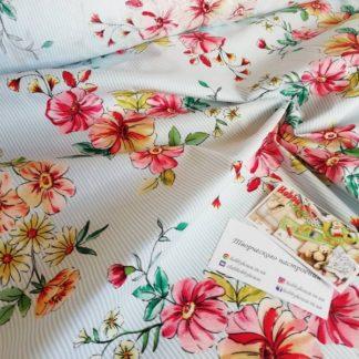 Рубашечные и хлопковые ткани